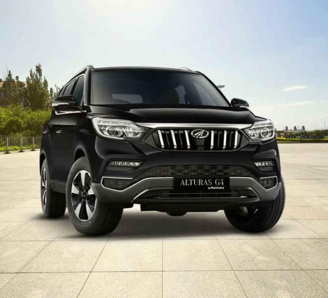 Automotive Mahindra Alturas G4 Exterior-14