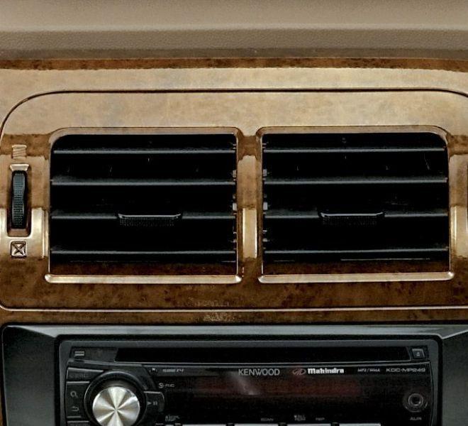 Automotive Mahindra Bolero Interior-5