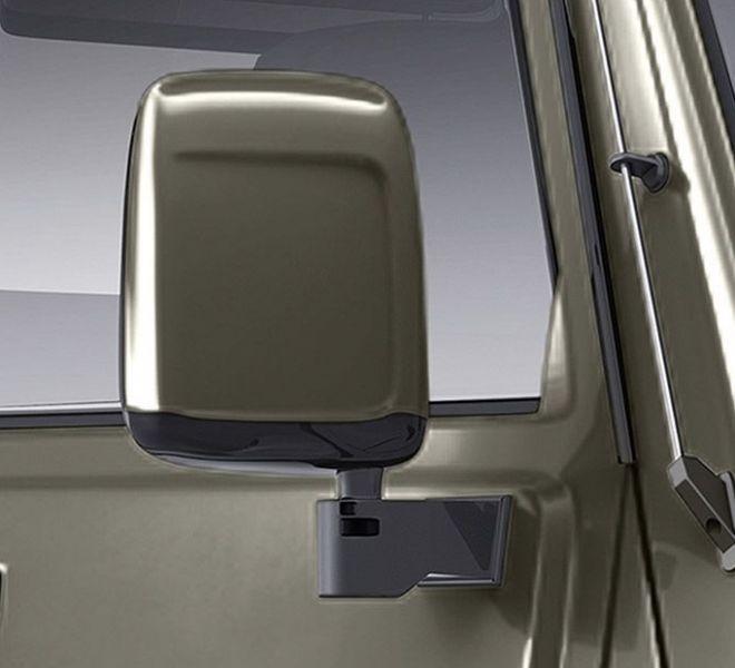 Automotive Mahindra Bolero Power Plus Exterior-10