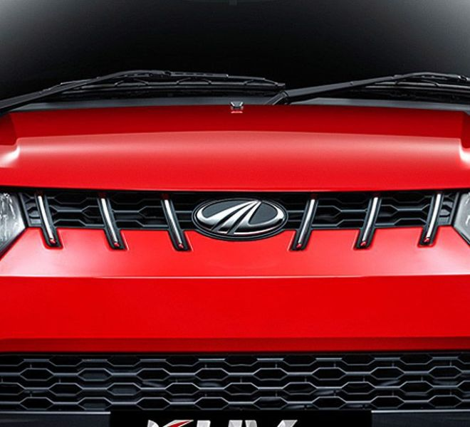 Automotive Mahindra KUV 100 NXT Exterior-13