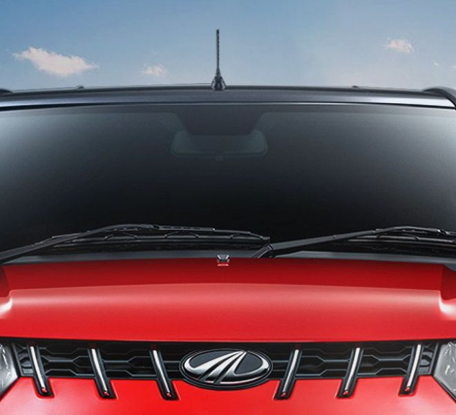 Automotive Mahindra KUV 100 NXT Exterior-17