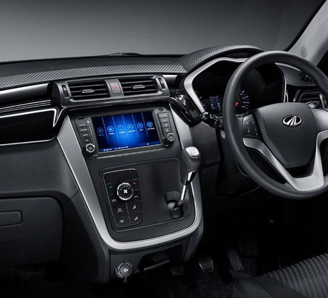 Automotive Mahindra KUV 100 NXT Interior-10
