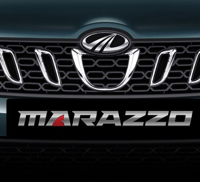 Automotive Mahindra Marazzo Exterior-8