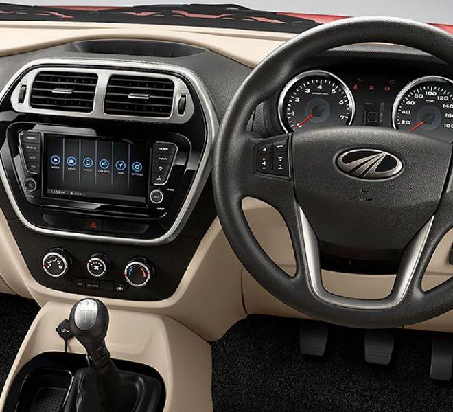 Automotive Mahindra TUV300 Interior-1