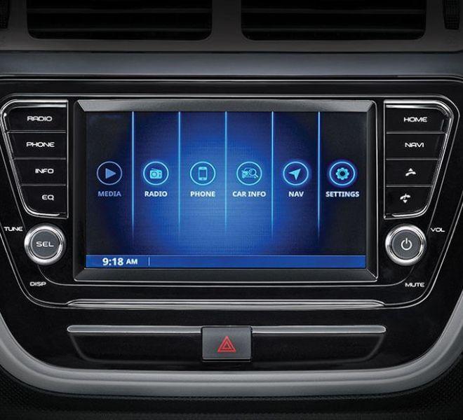 Automotive Mahindra TUV300 Plus Interior-6