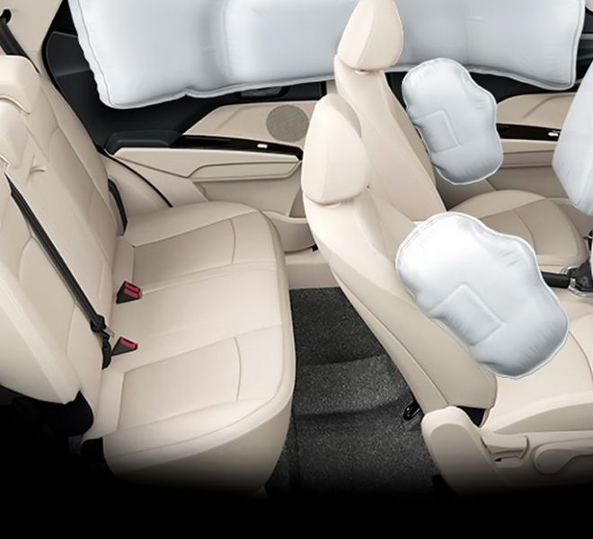 Automotive Mahindra XUV300 Interior-5