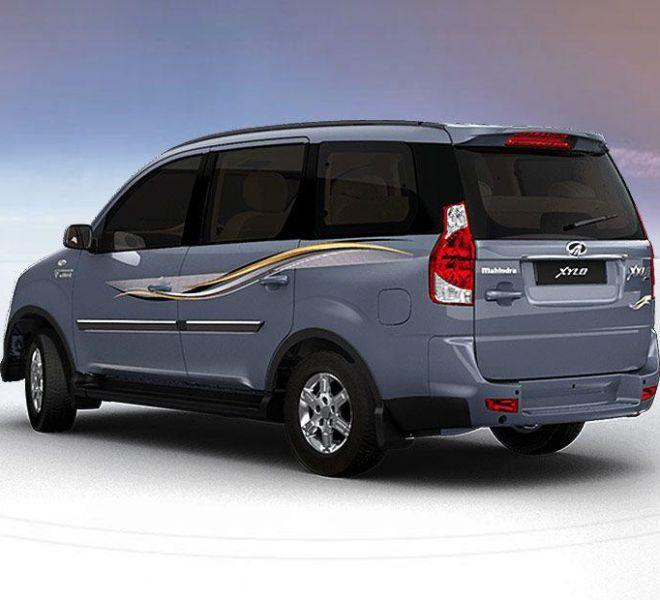 Automotive Mahindra Xylo Exterior-4